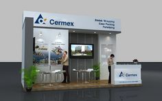 Booth Cermex2