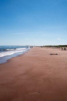Red Sand Beach at Prince Edward Island National Park, PEI - BoulderLocavore.com