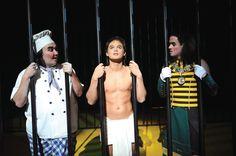 Joseph and the Amazing Technicolor Dreamcoat - Adelphi Theatre Production- Photo c. Tristram Kenton