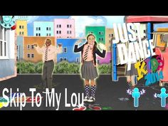 Skip To My Lou -- Just Dance Kids 2014 - YouTube