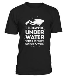 I Breath Under Water Scuba Diving s