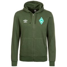 Umbro Trainingsjacke »Sv Werder Bremen Pro Fleece«