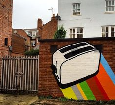 by Toaster - Chester, England - 10/14 (LP)