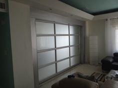 Modelo Avante Garage Door Instalado Por Adco En Un 15avo Piso Miami Beach
