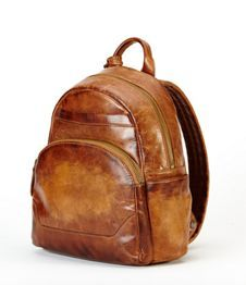 16cce59c7 Frye Melissa Leather Backpack Bolsas De Couro, Sacos De Mochila, Mochila  Couro Castanho,