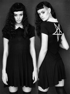 Disturbia Clothing - Wednesday Dress