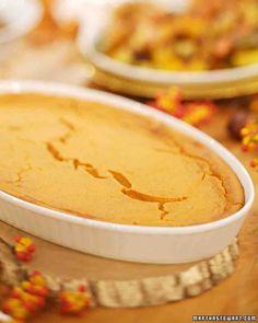 Sweet Potato Spoon Bread Recipe
