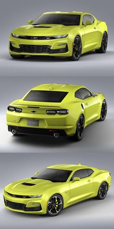 LEAKED: New Special Edition 2020 Chevrolet Camaro. An unannounced special edition Camaro has been spotted on an online configurator Camaro Zl1, Chevrolet Camaro, Chevelle Ss, Best Hybrid Cars, Custom Muscle Cars, Custom Cars, Car Paint Colors, Ford Mustang Shelby Cobra, Top Luxury Cars