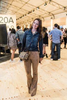 STREET STYLE: estilosas com calças & macacões!