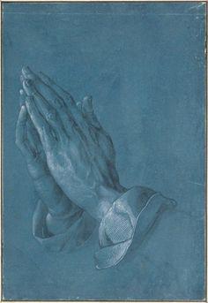 Albrecht Dürer  Praying Hands (Betende Hände) 1508