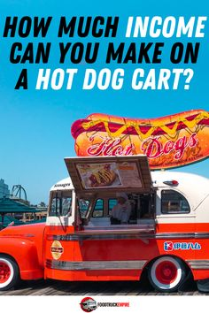 How Much Income Can a Hot Dog Cart Really Make? The Real Answer.