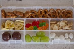 tackle snack boxes for the kids