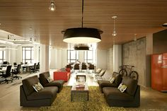 Runway's San Francisco Startup Incubator Offices