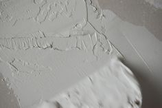 Use joint compound for a diy stucco finish
