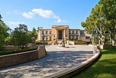 Celebrity Homes in Beverly Hills | Hills « Homes of the Rich Los Angeles Platinum Triangle Beverly Hills ...