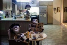 The Art of Frankenweenie:  Part 2 | Flickr - Photo Sharing!