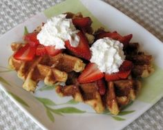 The Best Waffles Ever