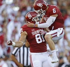 SEP 10, 2016 - NORMAN, Okla. (AP) — Baker Mayfield passed for 244 yards and three touchdowns in a half of work and No. 14 Oklahoma beat Louisiana-Monroe 59-17 on Saturday night in a warmup for its showdown with Ohio State. Joe Mixon rushed for 117 yards, and Samaje Perine ran for two touchdowns. The Sooners (1-1) outgained the Warhawks (1-1) 640 yards to 350. Oklahoma lost its opener to Houston and fell from No. 3 to No. 14 in the AP poll , but its home matchup with fourth-ranked Ohio State…