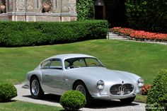 1956 Maserati A6G/2000 Berlinetta by Zagato