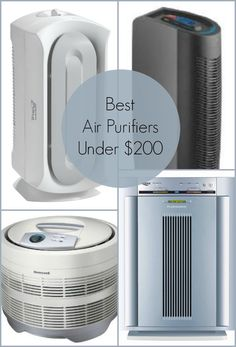 Fight Seasonal Allergies With These Best Air Purifiers For Under $200