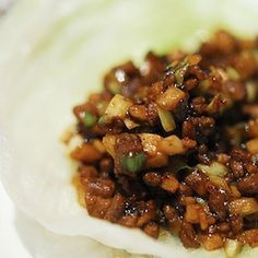 Lettuce Wraps (PF Changs) Recipe | Key Ingredient