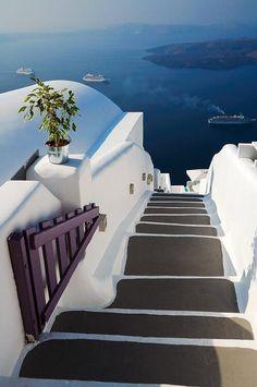 Honey moon, Greece