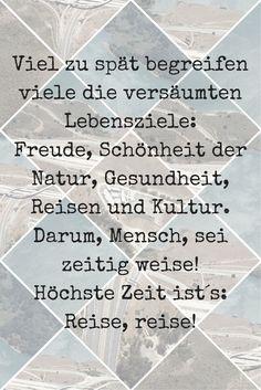 Wilhelm busch gedichte uber reisen