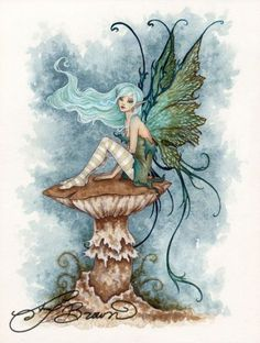 Faery by Amy Brown   Fairies  