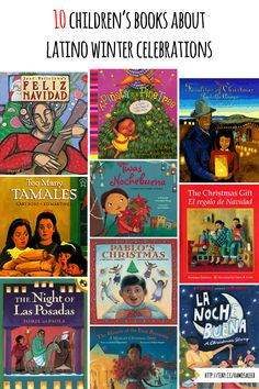December 2015 Winter Celebrations from Vamos a Leer. A diversity great book list for kids.