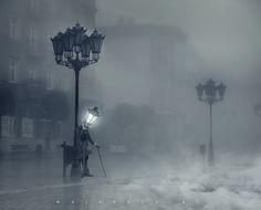 the lamplighter by Mariusz Warsinski on 500px