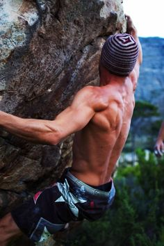 Rock Climb- don't know who you are, but lets get married.