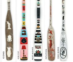 oar prints by leanne culy