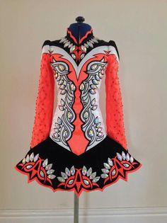 Feis Frocks Irish Dance Solo Dress Costume