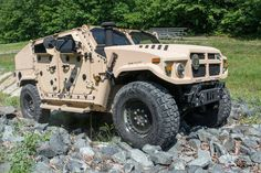 2015 AM General BRV-O Gunning Hard for Latest Military JLTV Contracts