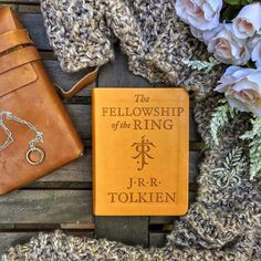 """The Fellowship of the Ring - J.R.R. Tolkien  """"Faithless is he that says farewell when the road darkens.""""  5/5: For anyone that has followed me for a while you know that this isn't the first time I've read this book. In fact I read The Fellowship of the Ring only a few months ago. However I felt like taking a second trip through the Lord of the Rings series. I have definitely gleaned more in this read through than I did the first time but enjoyed it just as much as I did the first time I read…"""
