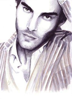 retrato Jon Kortajarena
