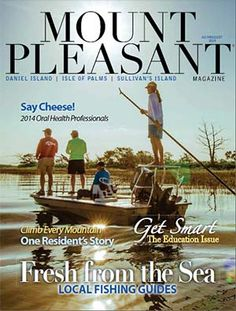 Mount Pleasant Magazine | July/Aug 2014