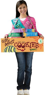 Cookie seller resource