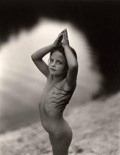 Lozanna fotografia lando dziecko wystawa Mann