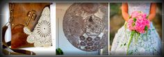 When A Doily Is Not Just a Doily: Curtains, Clocks, Necklaces and Other Upcycled Doily Ideas