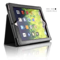 IPad protective case with stand for