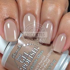 Chickettes.com - ibd Just Gel Polish Social Lights Collection - Dockside Diva