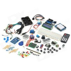 RFID Stepper Motor Learning kit for Arduino - Multicolored - Free Shipping - DealExtreme