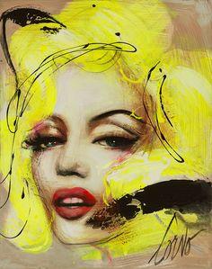 Marilyn 24 x Mixed Media on Canvas Marilyn 20 x Mixed Media on Canvas Marilyn 21 x Mixed Media on Canvas Marilyn 22 x Mixed Media on Canvas Marilyn 23 x Mixed Media on Canvas Creative Chaos 2 - Marilyn Monroe x Mixed Media on Canvas Pop Art, Abstract Portrait, Abstract Art, Chaos 2, Basement Fireplace, Studios, Galerie D'art, Korn, Mixed Media Canvas