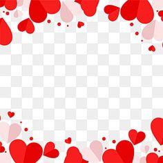 Rojo Y Rosa Corazon Vector Marco Png Png Descargar Gratis Corazon Rojo Corazon Vector Corazon Png Y Psd Para Descargar Gratis Pngtree Flower Background Wallpaper Pink Posters Valentines Day Border