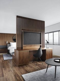 Jacob Charles Wilson meets the award-winning design duo SPACE Copenhagen to discuss their latest project – the renovation Arne Jacobsen's iconic Radisson Blue Royal Hotel