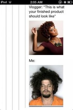 28 of Our Favorite Natural Hair Memes | Black Girl with Long Hair