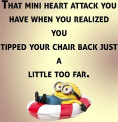 That Mini heart attack