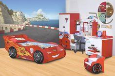 Kids Bedroom:Kids Car Bedroom Set Disney Cars Toddler Bedroom Furniture Set Cars Decor Ideas Cool Within Kids Car Bedroom Set