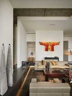 Penthouse Living Room Design